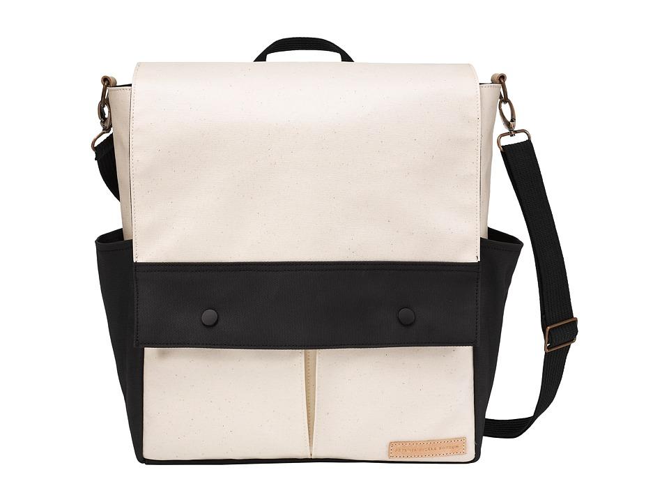 petunia pickle bottom - Glazed Color Block Pathway Pack (Birch/Black) Diaper Bags