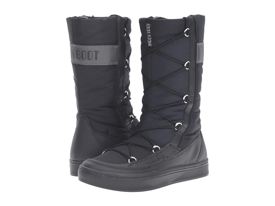 Tecnica - Moon Boot Vega Hi (Black) Boots