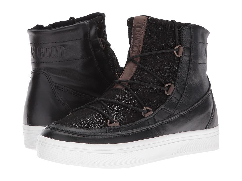 Tecnica - Moon Boot Vega Lux (Black) Boots