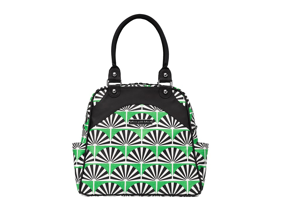 petunia pickle bottom - Glazed Sashay Satchel (Playful Palm Springs) Diaper Bags
