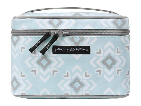 petunia pickle bottom Glazed Travel Train Case