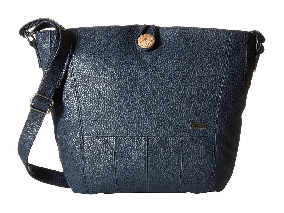 Roxy - Start Believing Crossbody Hangbag (Blue Print) Cross Body Handbags