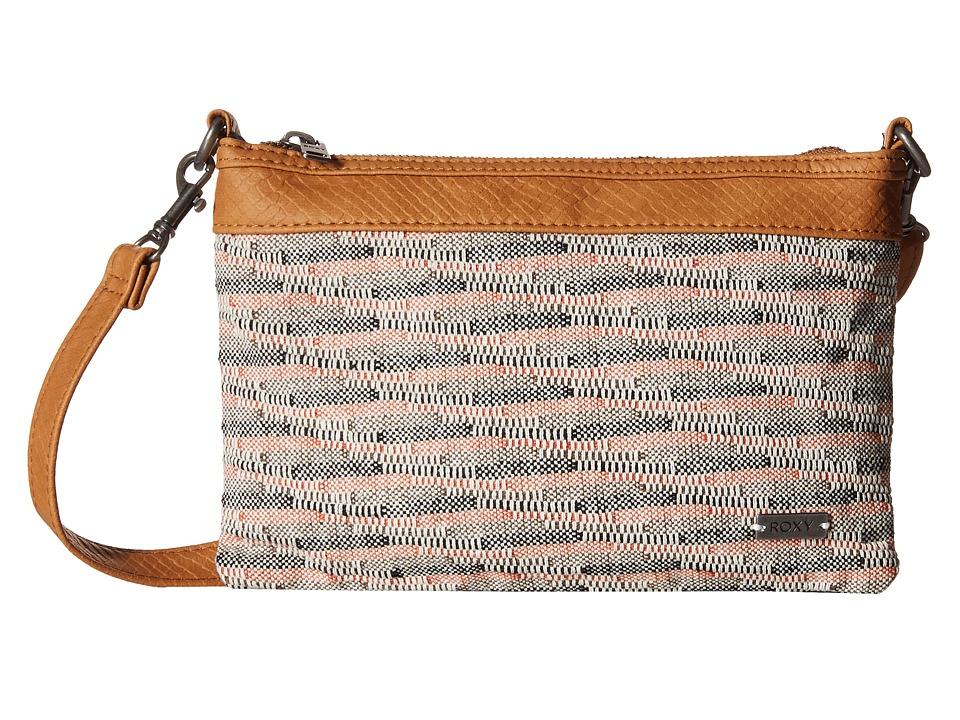 Roxy - Champagne Coast A Crossbody Hangbag (Bone Brown) Cross Body Handbags
