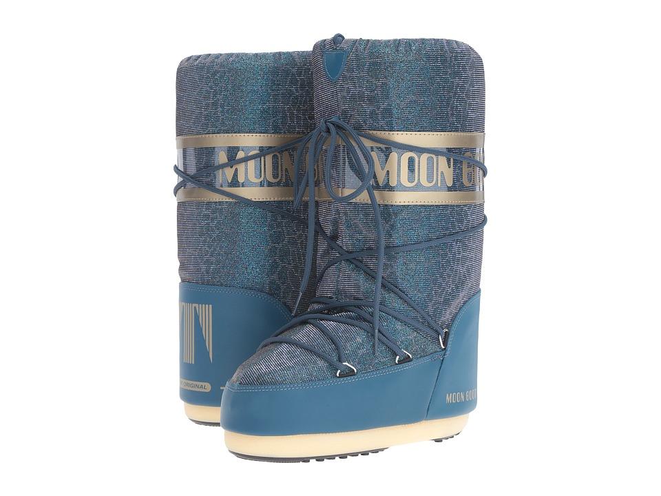 Tecnica Moon Boot Sunset (Emerald) Boots