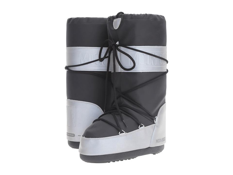 Tecnica - Moon Boot Reflex (Silver/Black) Women