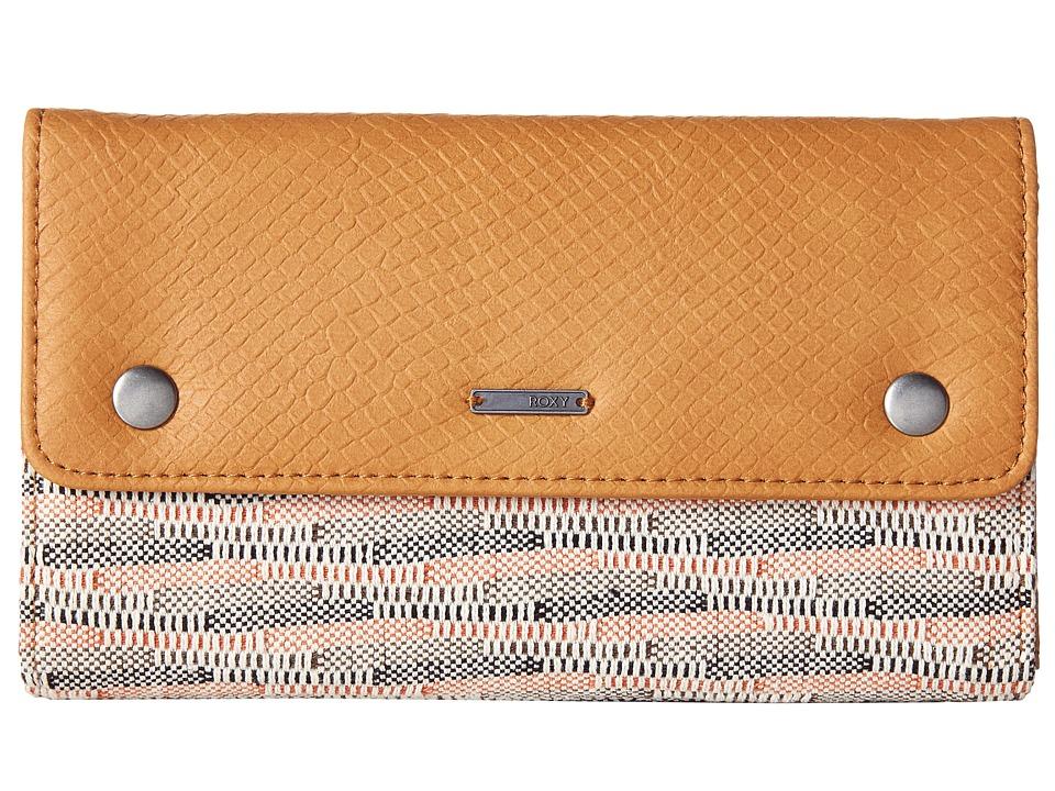 Roxy - Fun For Me A Wallet (Bone Brown) Wallet Handbags