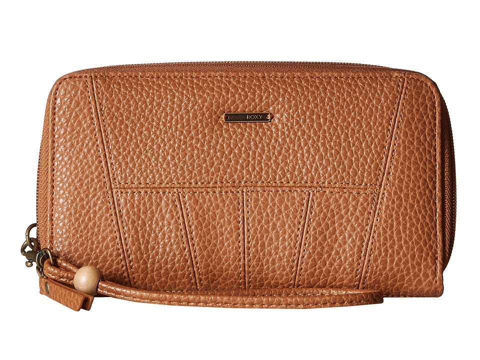 Roxy - Lovefool Wallet (Dark Brown) Wallet Handbags