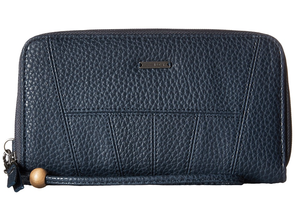Roxy - Lovefool Wallet (Blue Print) Wallet Handbags