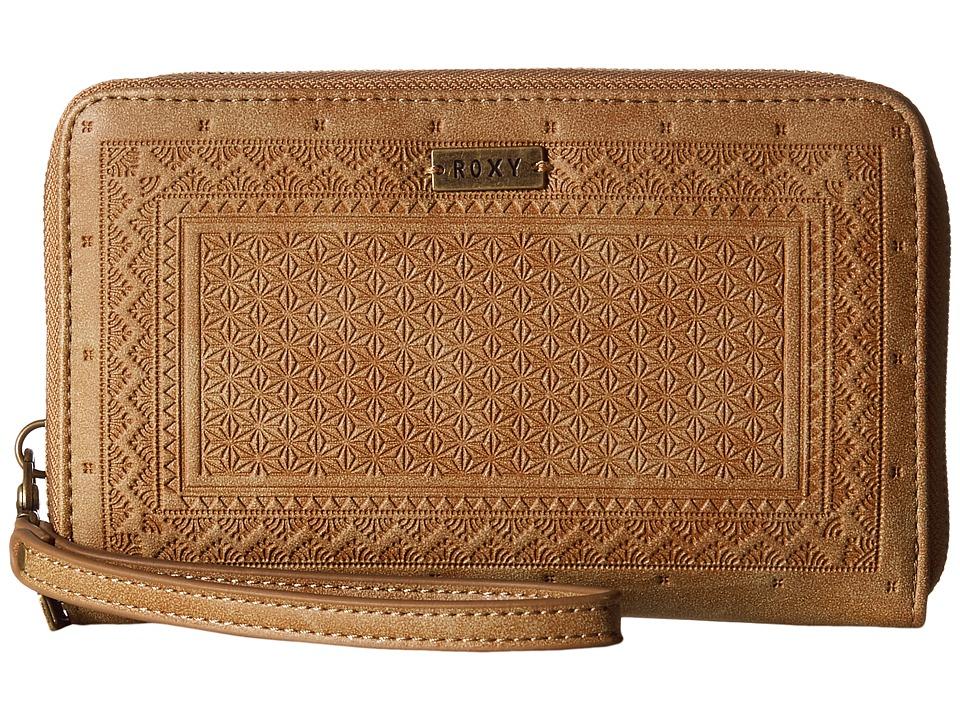 Roxy - Won My Heart Wallet (Bone Brown) Wallet Handbags