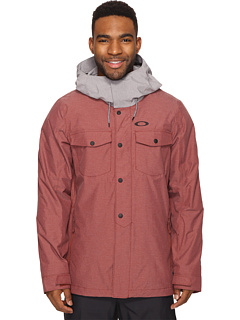 Oakley Division Biozone Insulated Jacket (Fired Brick)