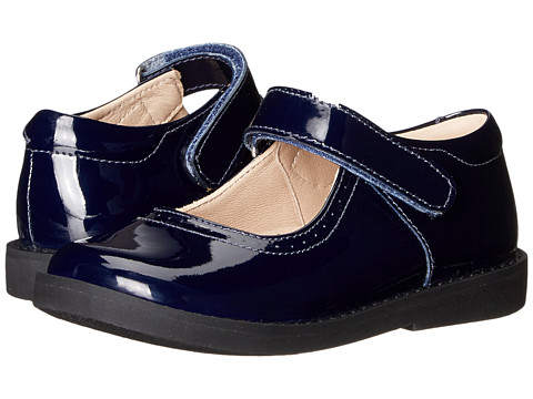 Elephantito Patent Mary Jane (Toddler/Little Kid) - Blue