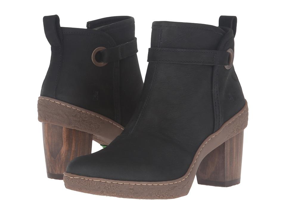El Naturalista - Lichen NF71 (Black) Womens Shoes