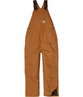 Carhartt Kids - Duck Bib Overall/Quilt Lined (Big Kids)