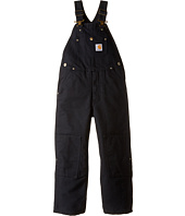 Carhartt Kids - Duck Overall with Quilted Taffeta Lining (Little Kids)