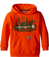 Carhartt Kids - Outdoors Sweatshirt (Little Kids)