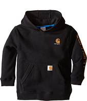 Carhartt Kids - Carhartt Logo Sweatshirt (Little Kids)