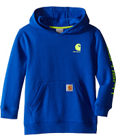 Carhartt Kids - Carhartt Logo Sweatshirt (Little Kids)