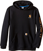 Carhartt Kids - Carhartt Logo Sweatshirt (Big Kids)