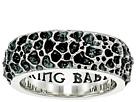 King Baby Studio Lava Rock Textured Band Ring