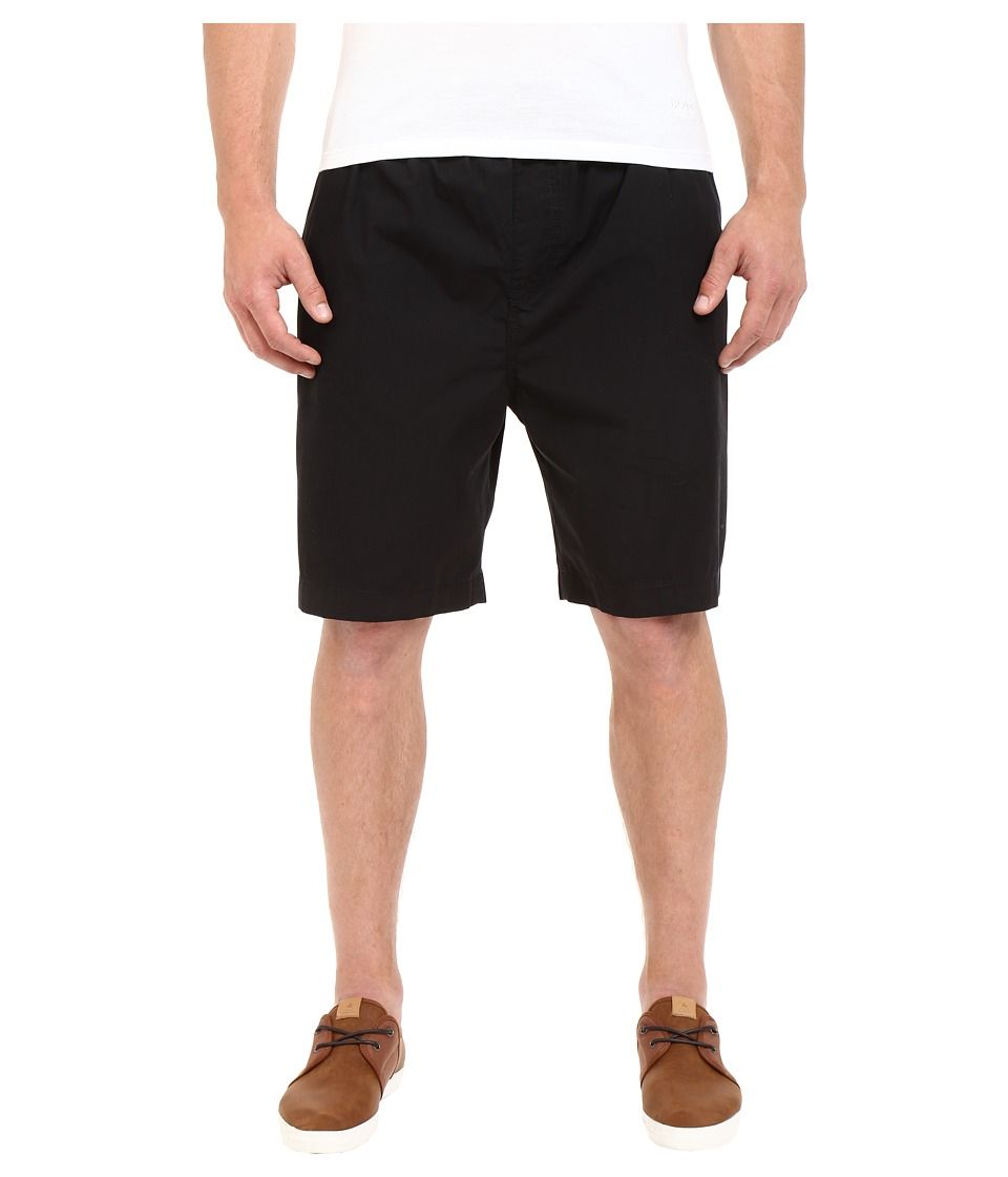 Nautica Big amp Tall Big Tall Drawstring Short True Black Mens Shorts