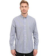 Nautica - Long Sleeve Wrinkle Resistant Small Gingham