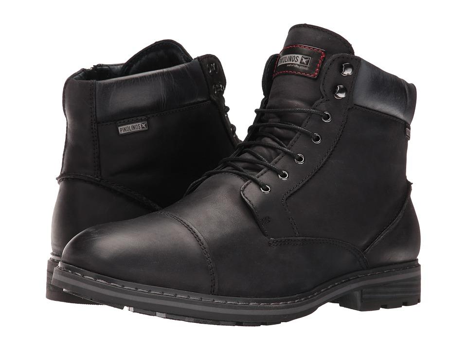 Pikolinos Caceres M9E-8104SP (Black) Men