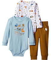Carhartt Kids - Little Farmer Three-Piece Gift Set (Infant)