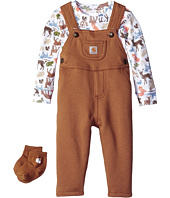 Carhartt Kids - Forest Friends Three-Piece Gift Set (Infant)