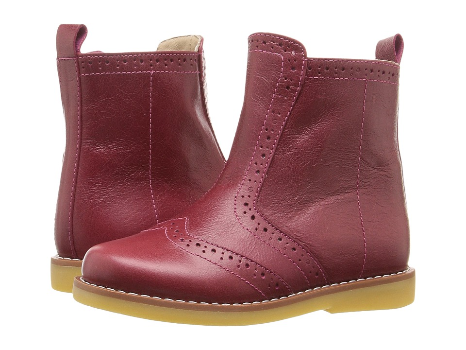 Elephantito Vaquera Boot (Toddler/Little Kid/Big Kid) (Berry) Girls Shoes