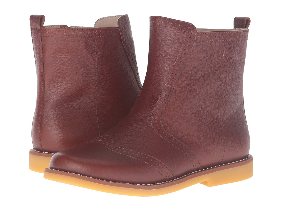 Elephantito Vaquera Boot (Toddler/Little Kid/Big Kid) (Brown) Girls Shoes