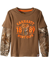 Carhartt Kids - Hunt Club Layered Tee (Toddler)