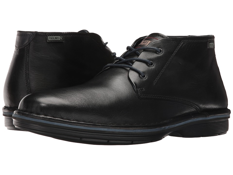 Pikolinos Lugo M1F-8093 (Black) Men