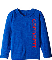 Carhartt Kids - Force Logo Raglan Tee (Toddler)