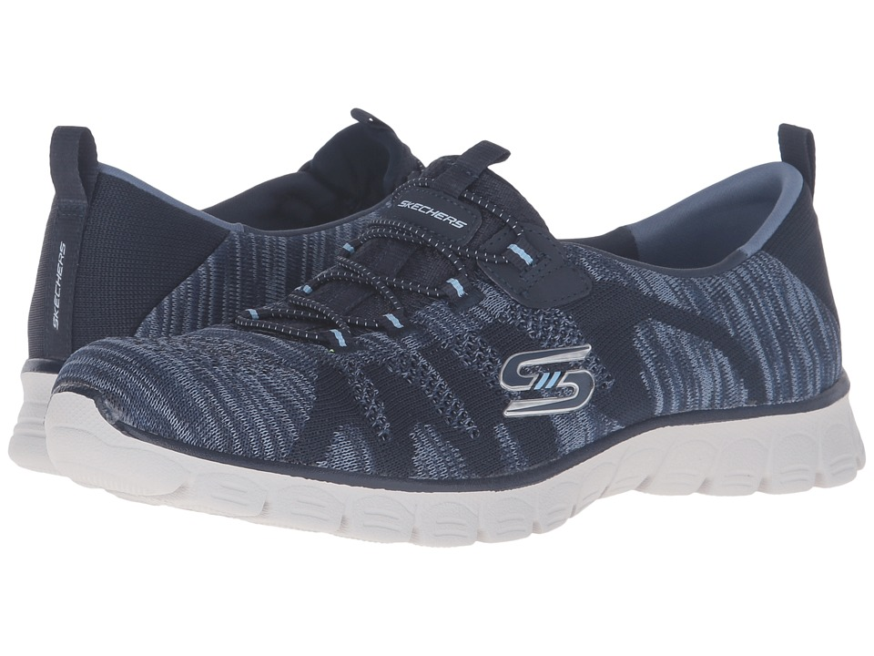 SKECHERS - EZ Flex 3.0 - Take-The-Lead (Navy) Womens  Shoes