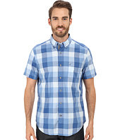 Nautica - Short Sleeve Buffalo Plaid with Pocket