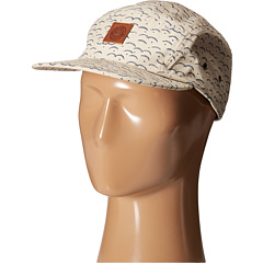 Obey Cliffside 5 Panel Cap Cream Multi - Zappos.com Free Shipping BOTH ...