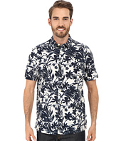 Nautica - Short Sleeve Blue/White Floral