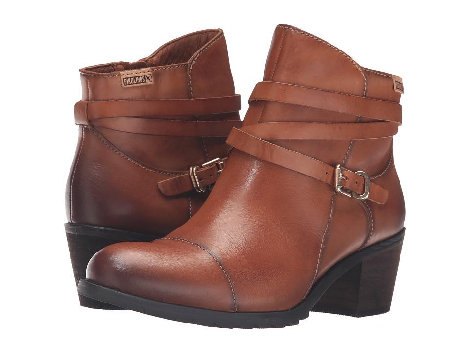 Pikolinos Andorra 913-8797 (Brandy) Women's Shoes