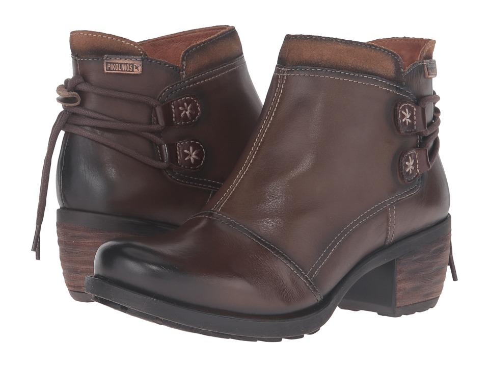Pikolinos Le Mans 838-8696 (Moss) Women's Shoes