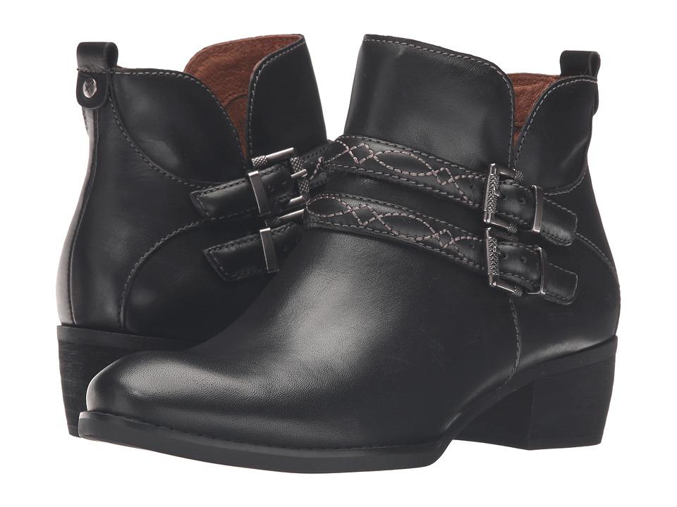 Pikolinos Hamilton W2E-8708 (Black) Women