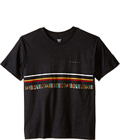 VISSLA Kids - Coffin Coast Heathered Tee (Big Kids)
