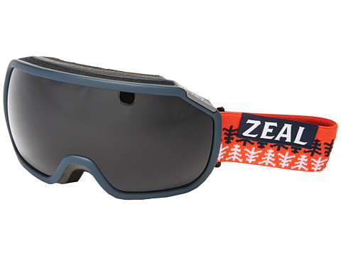 Zeal Optics Fargo - Conifer Red/Dark Grey Lens