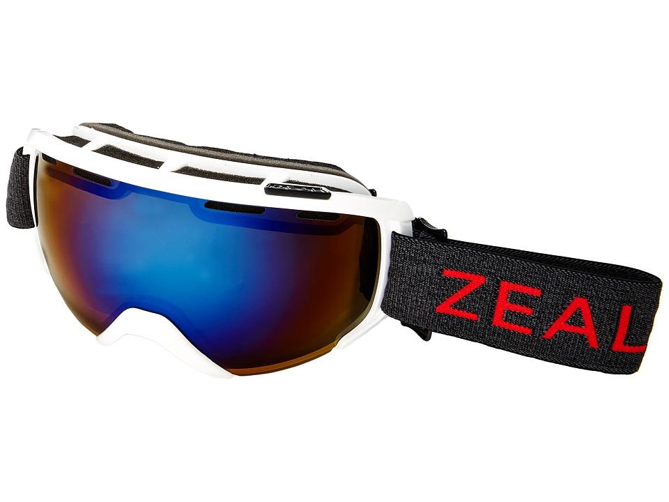 Zeal Optics Slate (Varisty Blues/Polarized Bluebird HT) Goggles