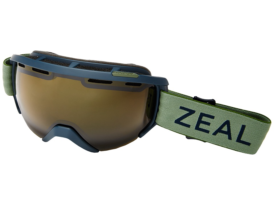 Zeal Optics Slate (Upland Navy/Automatic Plus Lens) Goggles