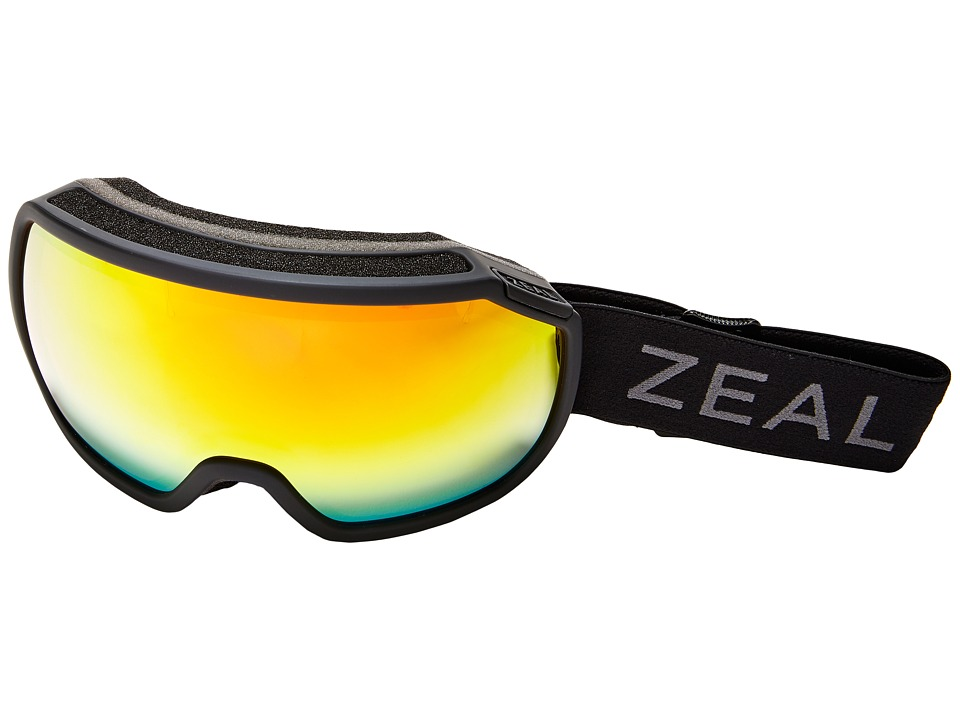 Zeal Optics Fargo (Dark Night/Phoenix Mirror Lens) Goggles