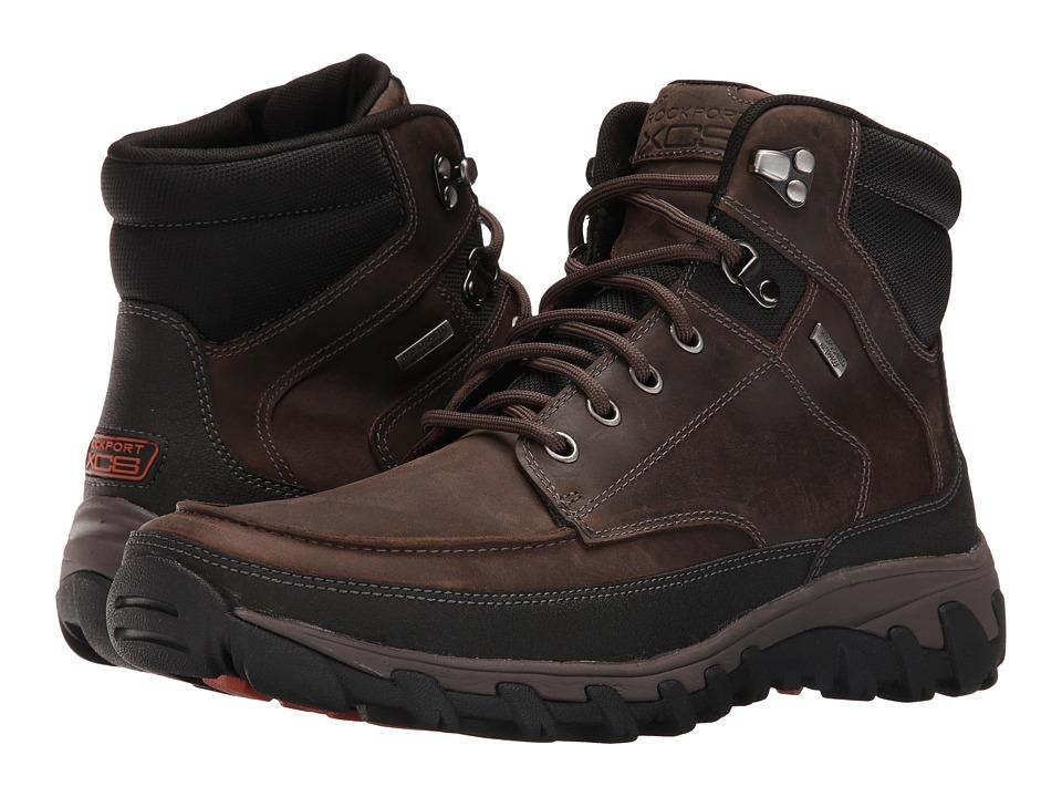 Rockport - Cold Springs Plus Moc Boot (Brown) Men
