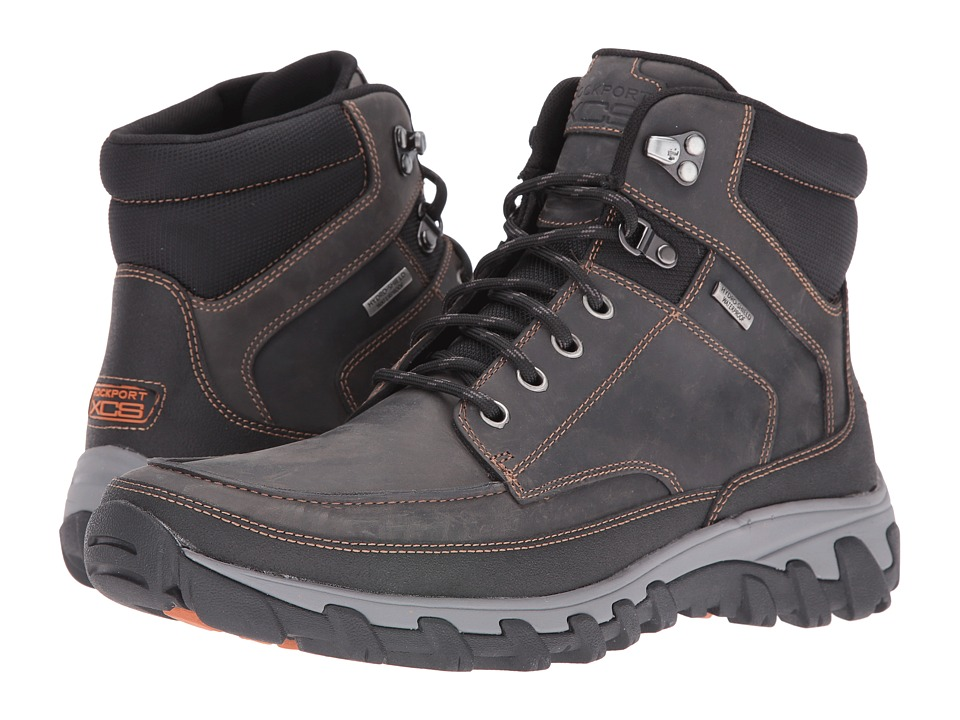 Rockport Cold Springs Plus Moc Boot (Castlerock Grey) Men