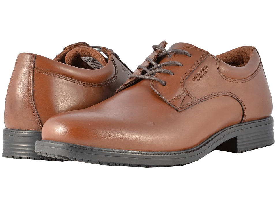 Rockport Essential Details Waterproof Plain Toe Oxford (T...