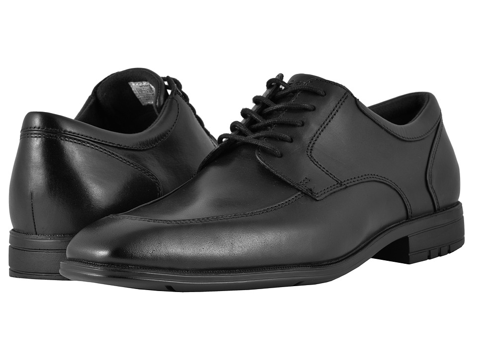 Rockport - Fairwood Maccullum (Black 2) Mens Lace up casual Shoes