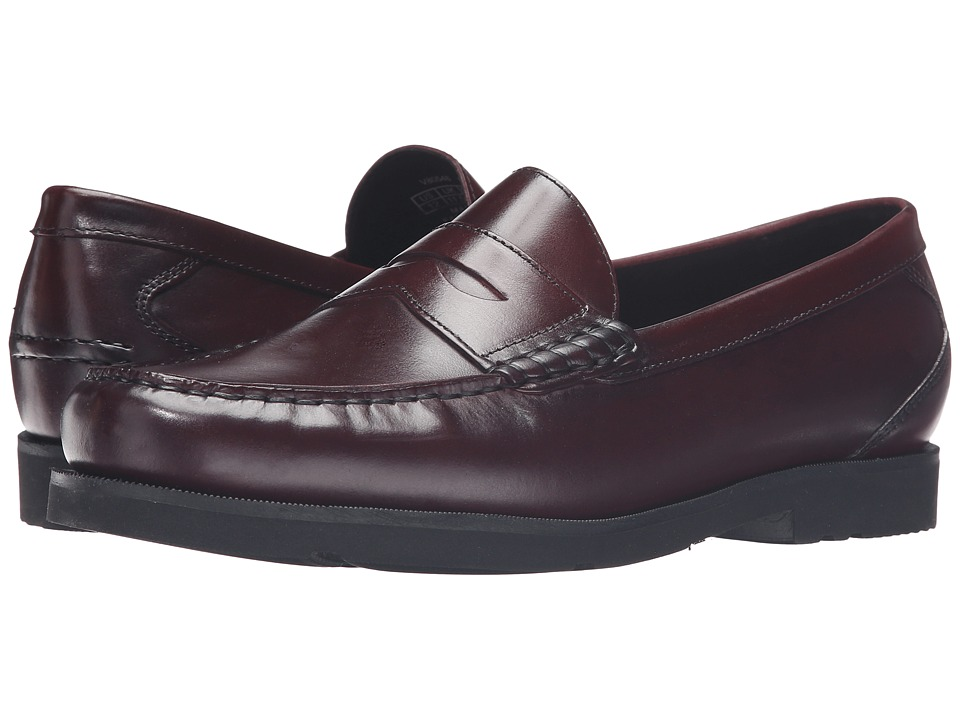 Rockport - Modern Prep Penny (Burgundy) Mens Shoes